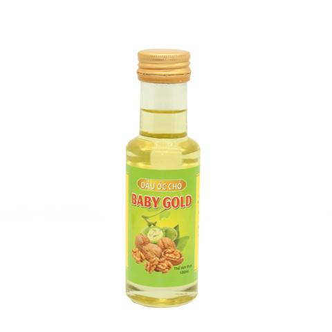 Dầu Óc Chó Baby Gold (Dồi dào dưỡng chất Omega 3)