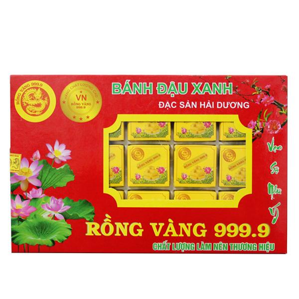 Bánh đậu xanh Hoa Sen như ý 340gram
