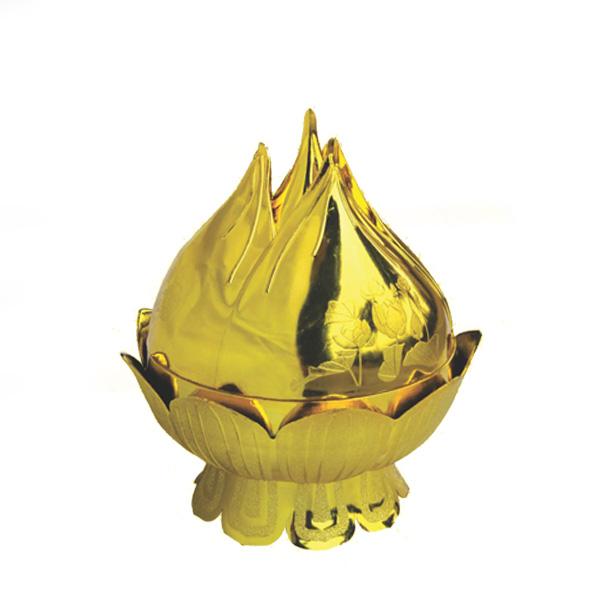 Bánh Hoa Sen Vàng - Nhỏ (Bé)