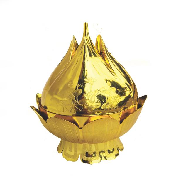 Bánh Hoa Sen Vàng - Trung