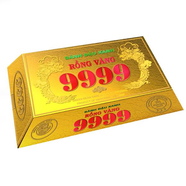 Bánh đậu xanh thỏi vàng 9999